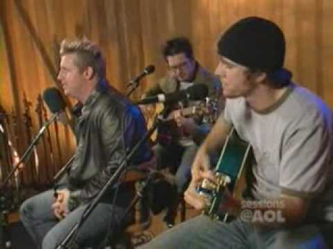 Rascal Flatts-These Days-AOL Sessions