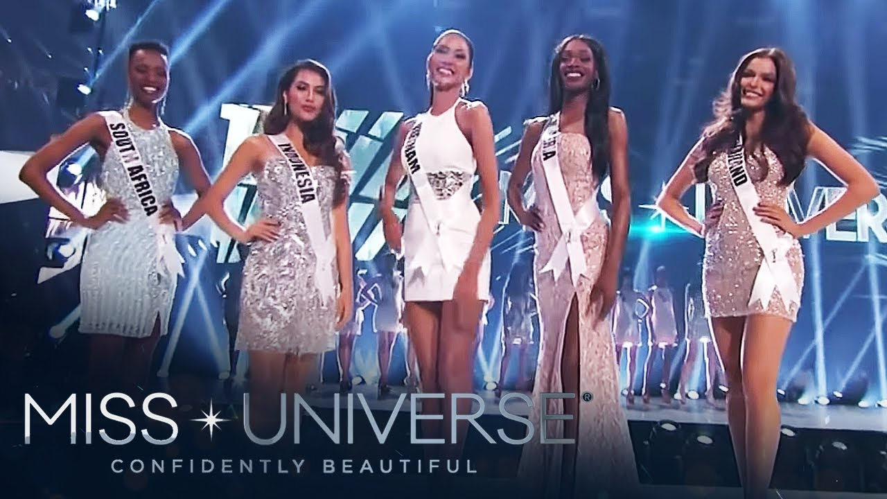 Miss South Africa crowned 2019 Miss Universe; Host Steve Harvey ...