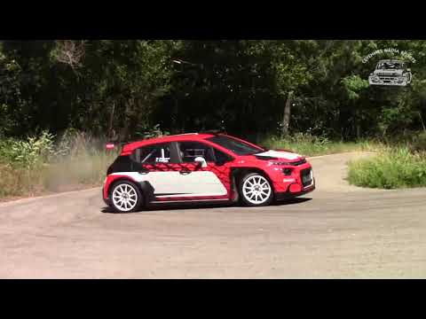 Essais Nicolas Pougnant & David Valencia : Citroën C3 R5