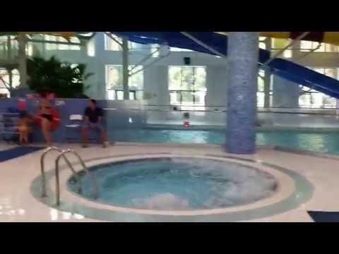 Красная Поляна аквапарк Газпром Галактика