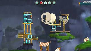 2020/06/02 Angry Birds 2 Daily Challenge(4-5-6 rooms)&King Pig Panic