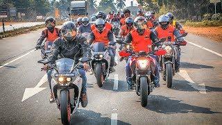 KTM Orange Ride 2018    Kundapura