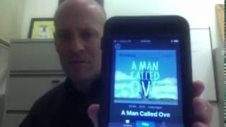 """A Book Review:  """"a Man Called Ove"""" By Fredrick Backman"""