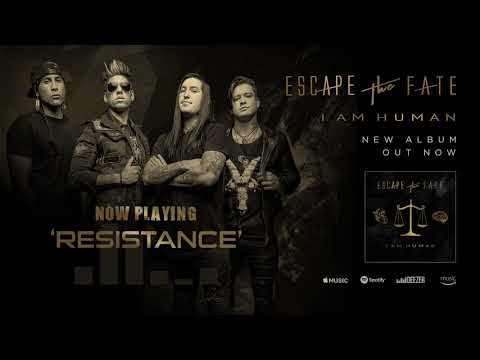 Escape The Fate - Resistance
