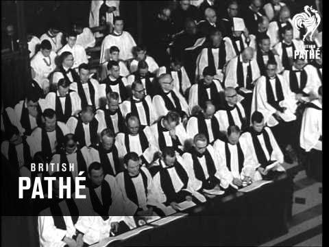 New Protestant Bishop In America    (1965)