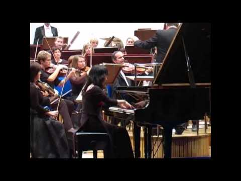 Alberto Ginastera  | Piano Concerto No.1, 1st. Movement | Filharmonia Sudecka/Polen | Solistin: Atsuko Seta