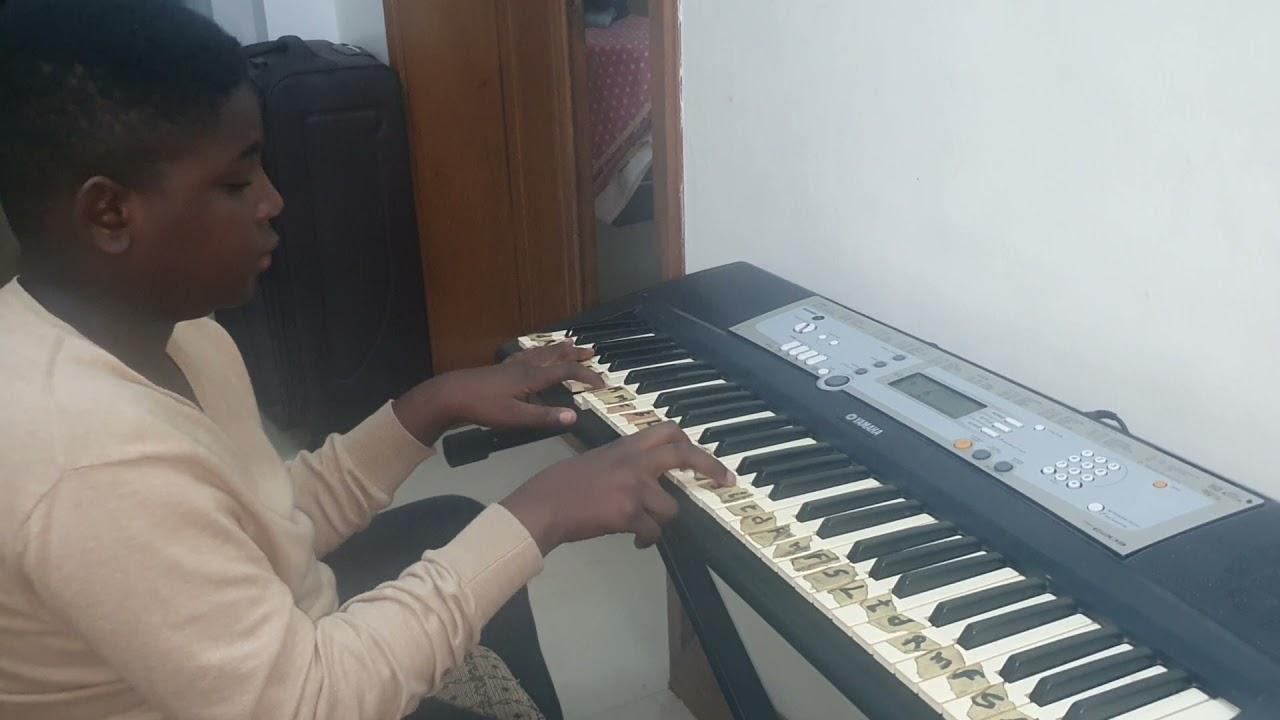 Download Nathaniel Bassey feat. Enitan Adaba - Imela. (Thank You) Tutorial By Donald.