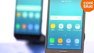 Samsung Galaxy J3 (2017) Smartphone Review (Nederlands)