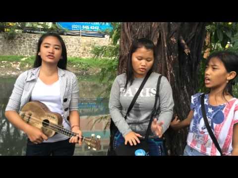 Wulan Merindu-cici Paramida Cover Koplo Ala Yanti Pengamen Jalanan Cantik