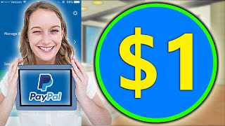 Earn Your First $1.00 Online FAST (Make Money Online)