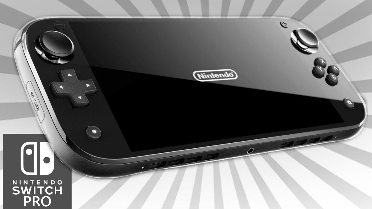 Nintendo Switch Pro Reveal Youtube