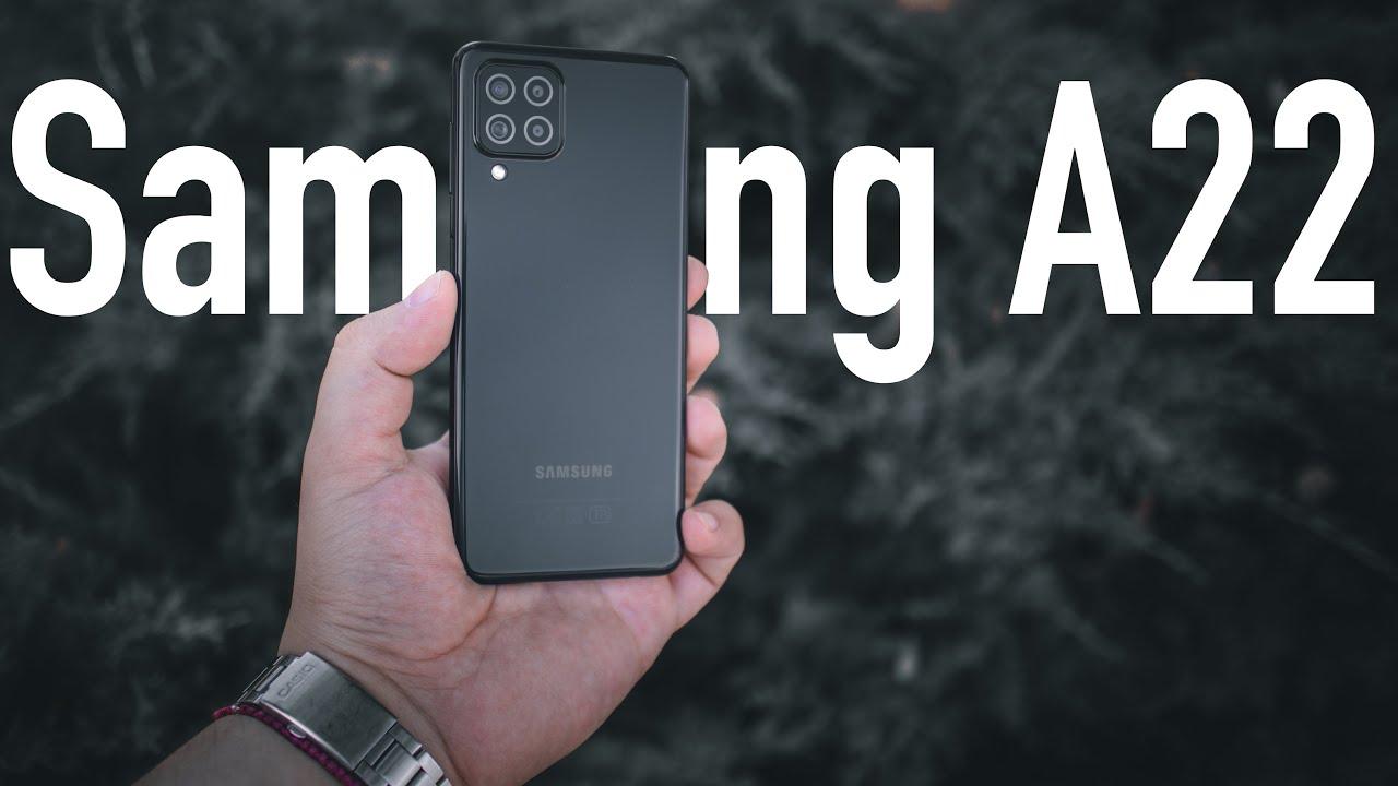 Samsung Galaxy A22. Купил Samsung A22 - Бюджетный смартфон 2021 или ...