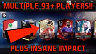 INSANE CALCIO A MASTERS PACK OPENING!!! INSANE FIFA MOBILE PACK OPENING!!