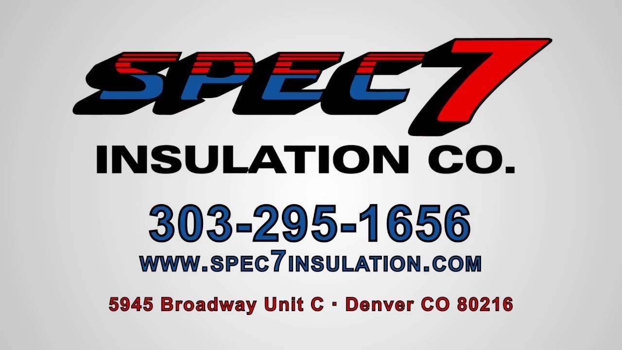 Insulation Contractors Denver | Home & Commercial Insulation