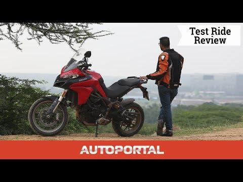 Ducati Multistrada 950 - Road Test Review - Autoportal