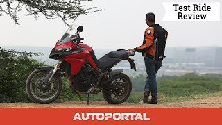 Ducati Multistrada 950 - Road Test Review - Autoportal