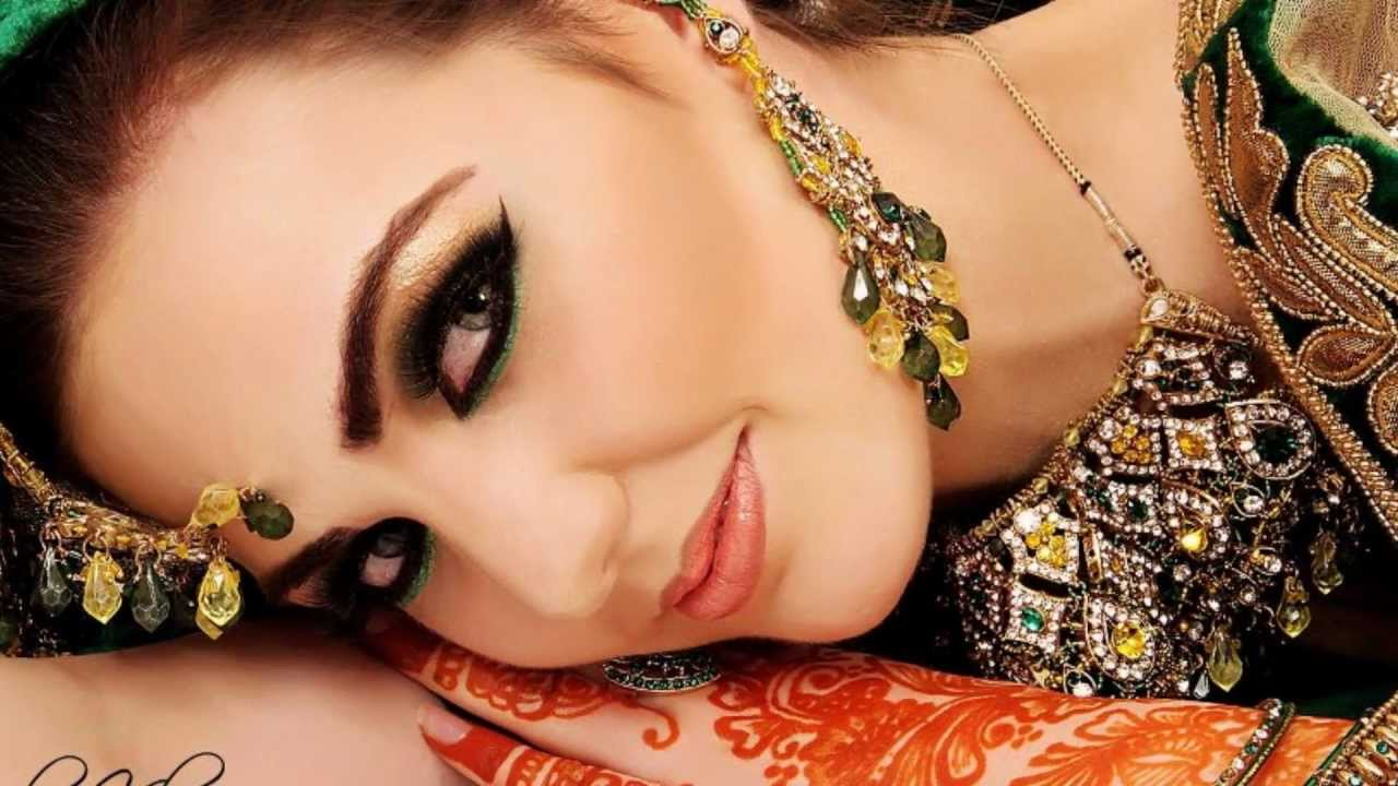 indian bridal makeup & photography - youtube