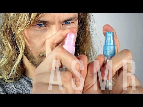 Spray Spray Spray - ASMR