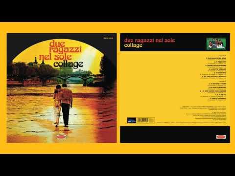 COLLAGE: 1° LP -  Due ragazzi nel sole ☀️Tu mi rubi l'anima