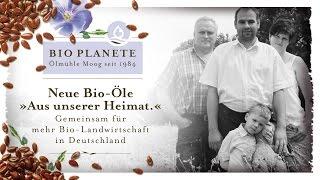 """Bio-Leinöl """"Aus unserer Heimat"""": Bio-Bauern Hugo Melde & Henry Gullasch"""