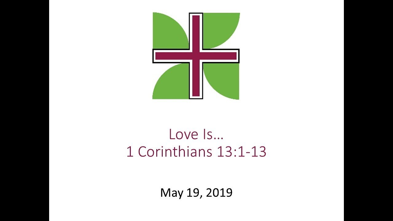 Love is… – Mount Olive Lutheran Church