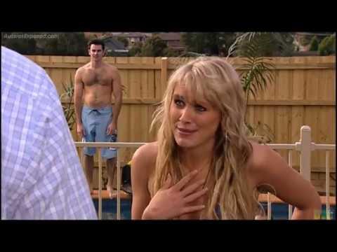 Nicky Whelan Bikini Neighbours