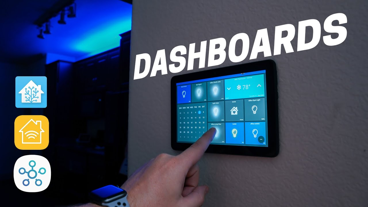 Advanced Smart Home Dashboards Made EASY