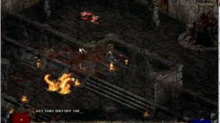 Best Diablo 2 Video Ever Made - PvP, Level 90, Baal Run, Other Characters ~ GG (Vertigolord) WEST