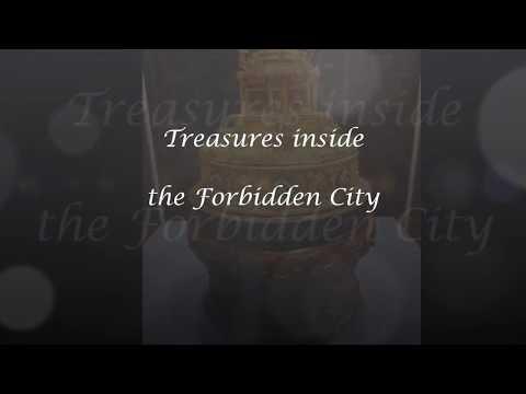 故宮國寶 Forbbiden City's Treasures