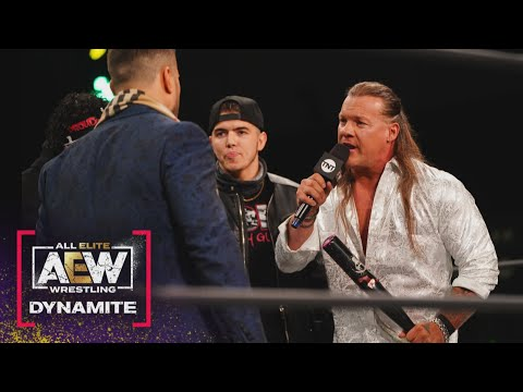 What Was Resolved in the Inner Circle War Council | AEW Dynamite