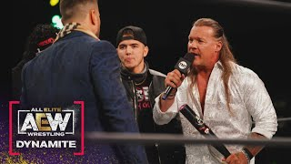 What Was Resolved in the Inner Circle War Council   AEW Dynamite