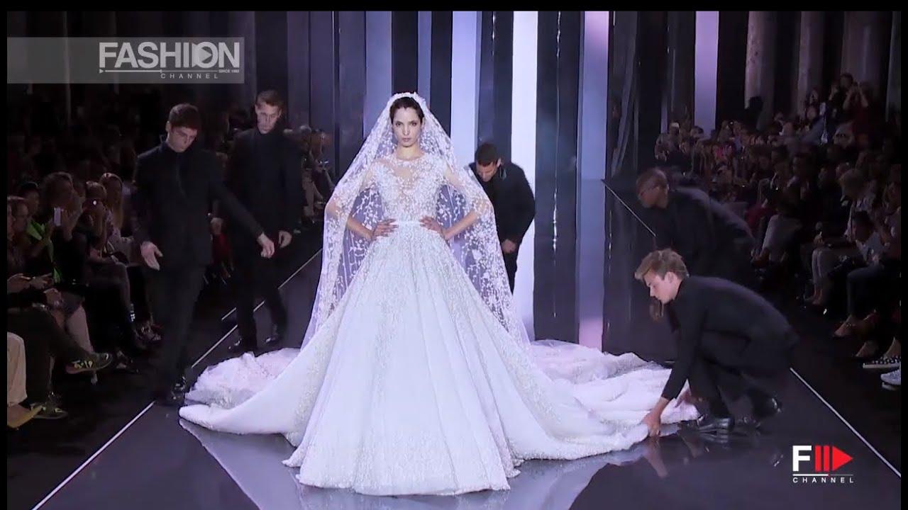 """RALPH & RUSSO"" Paris Haute Couture Autumn Winter 2014 Full Show by Fashion Channel"