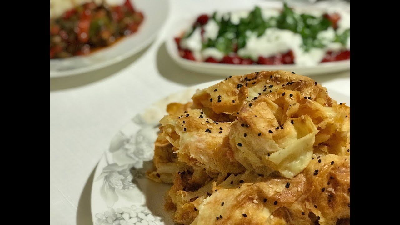 Turkish food recipe potato borek patatesli kol brei youtube turkish food recipe potato borek patatesli kol brei forumfinder Images