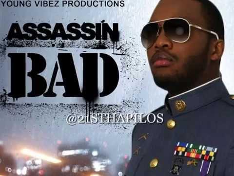 Assassin - Bad (Official) | 50 Cal Riddim | Dancehall 2015 | 21st Hapilos
