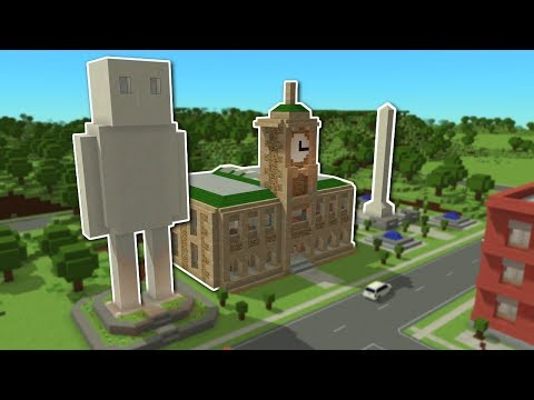 TAKING OVER THE CITY! - Voxel Turf Gameplay - Last Turf War & Base Building en streaming