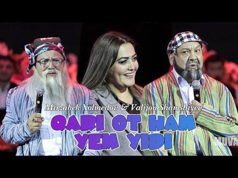 Mirzabek Xolmedov & Valijon Shamshiyev - Qari Ot Ham Yem Yidi (2019)