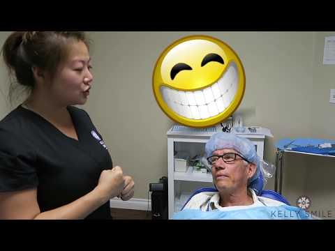 Dental Implant under 5 Minutes  - Dr. Kelly Smile