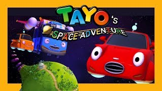 Space Adventure l EP2 Save Princess Ray l Tayo the Little Bus