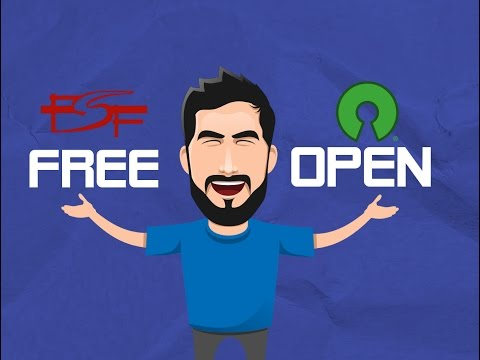 Qual a diferença entre Software Livre e Open Source?