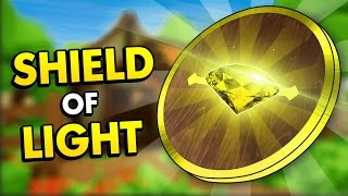 THE PROTECTION CRYSTAL INTO THE SHIELD OF LIGHT?! (My Little Blacksmith Shop Funny Gameplay)