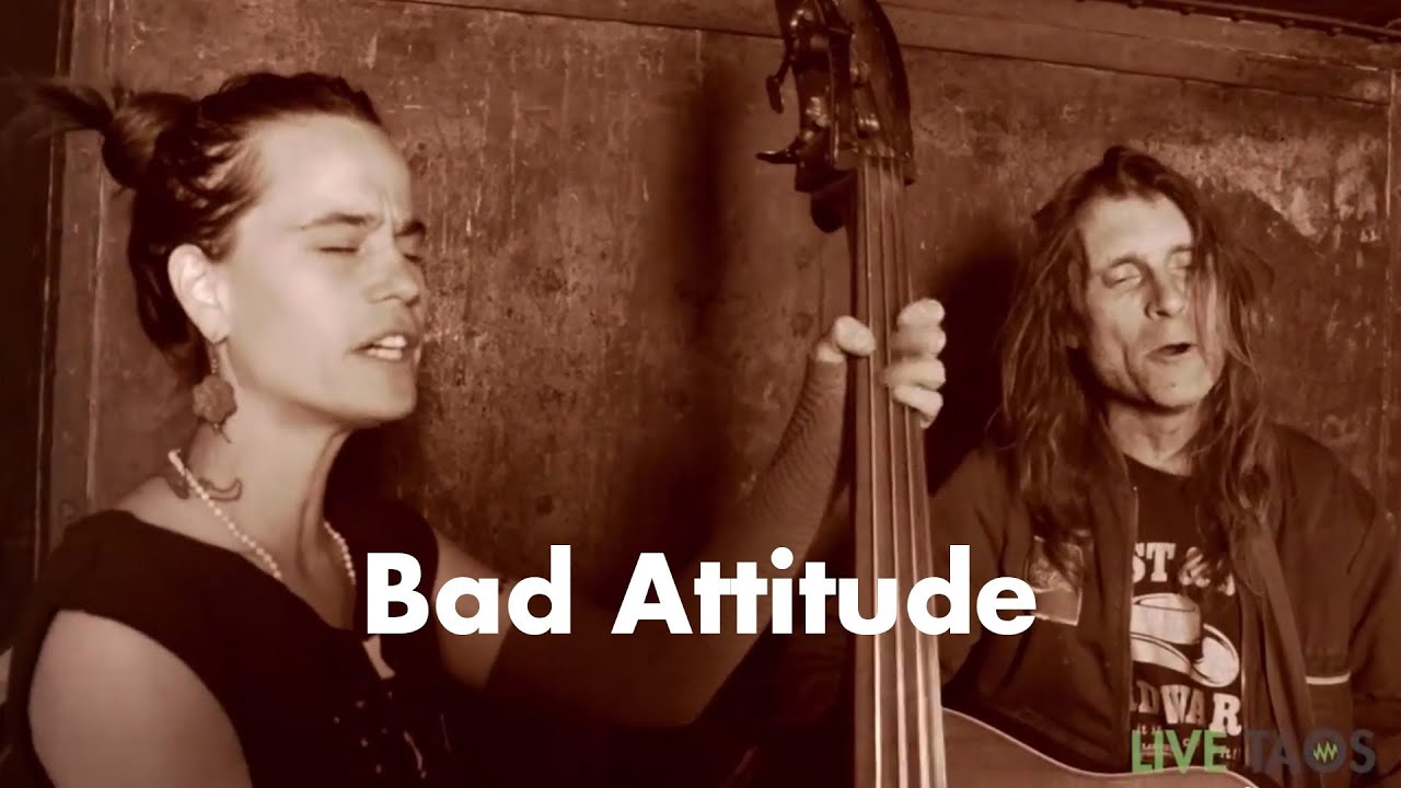 Truckstop Honeymoon Bad Attitude Live In Taos Nm Youtube