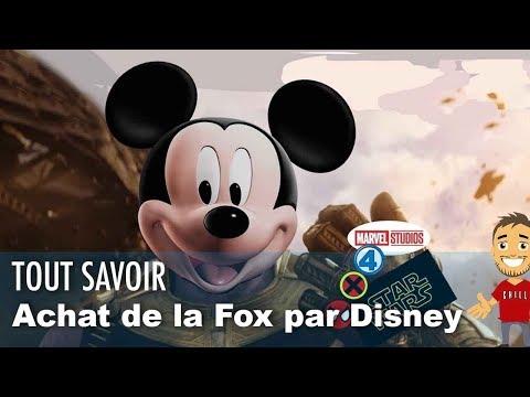 Disney : TOUT savoir sur le rachat de la FOX