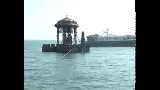 Bhumipujan & Jalpujan Ceremony by PM Narendra Modi for Chhatrapati Shivaji Maharaj Smarak