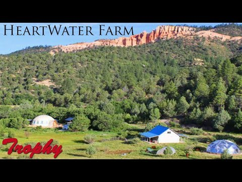 Self-Sustaining Lifestyle - HeartWater Farm, Utah