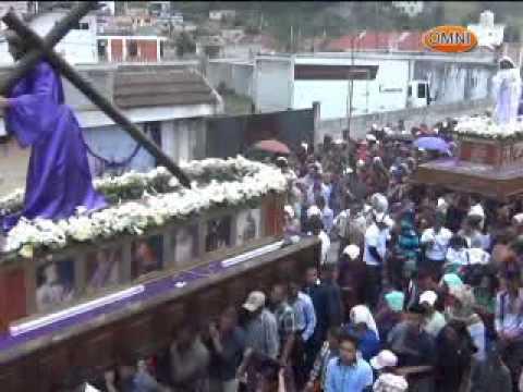 Semana Santa 2014 en San Pedro Soloma, Huehuetenango