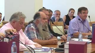 Sedinta de indata a Consiliului Judetean Maramures din 05.09.2019