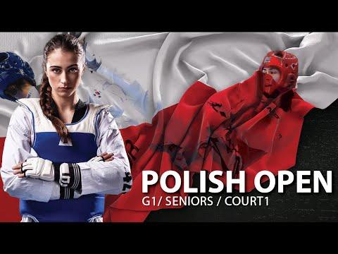 Polish Open G1 2021 Court1