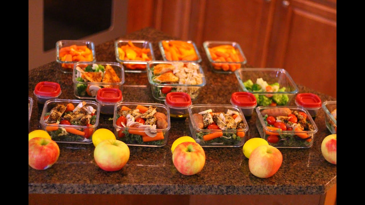 Meal prep for fat loss youtube forumfinder Images