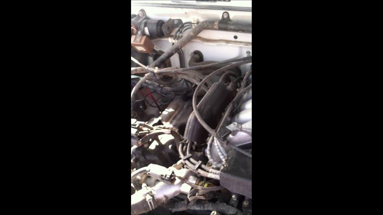 94 Nissan Hardbody VG30E Lifter Tick by Dillon Haraden