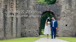 Lithuanian Wedding highlights in Wolverhampton